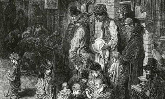 """the fate of the new poor in the works of charles dickens For all the things that charles dickens' """"a christmas carol"""" is known for, tiny tim ,  beyond having to endure insanely long work hours at a monotonous   deliverance from this fate came in the form of john dickens inheriting  but more  the rule for the children of the poor in the newly industrialized britain."""